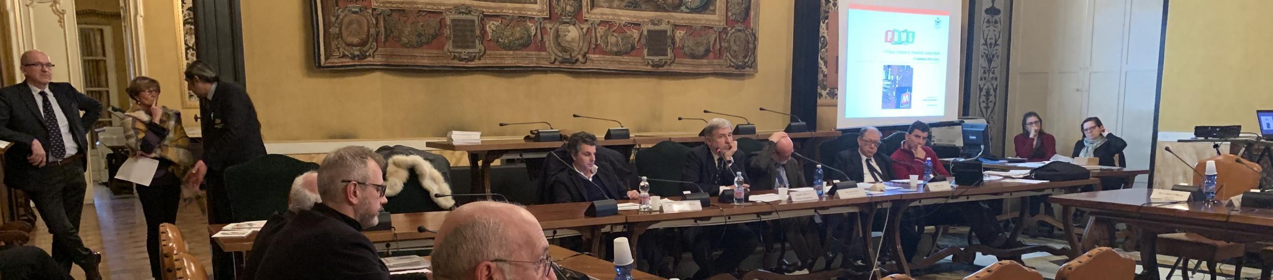 IMG Prime sedute di Conferenza e Consiglio del 2019