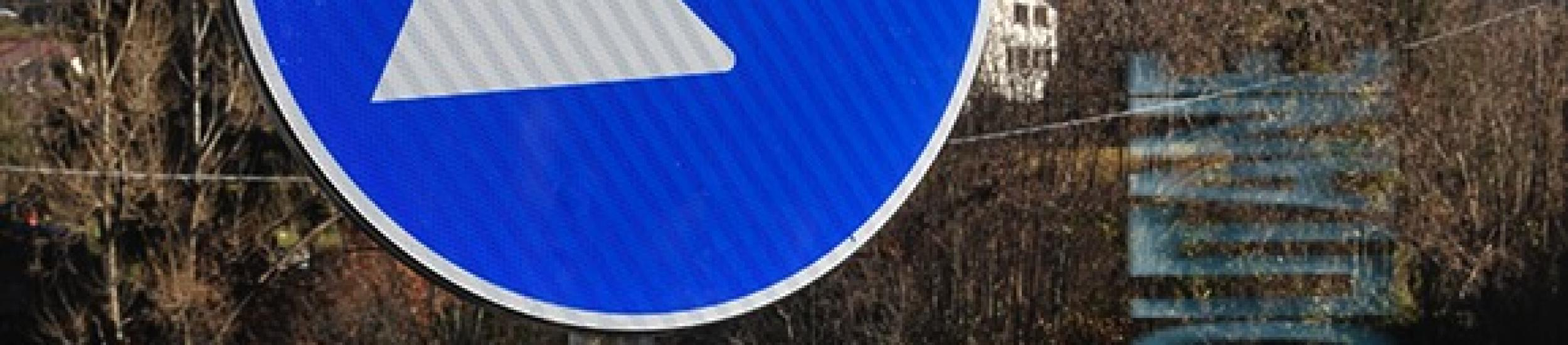 News: Avegno, senso unico alternato fino all'8 settembre al km 4,8 della sp 333 di uscio
