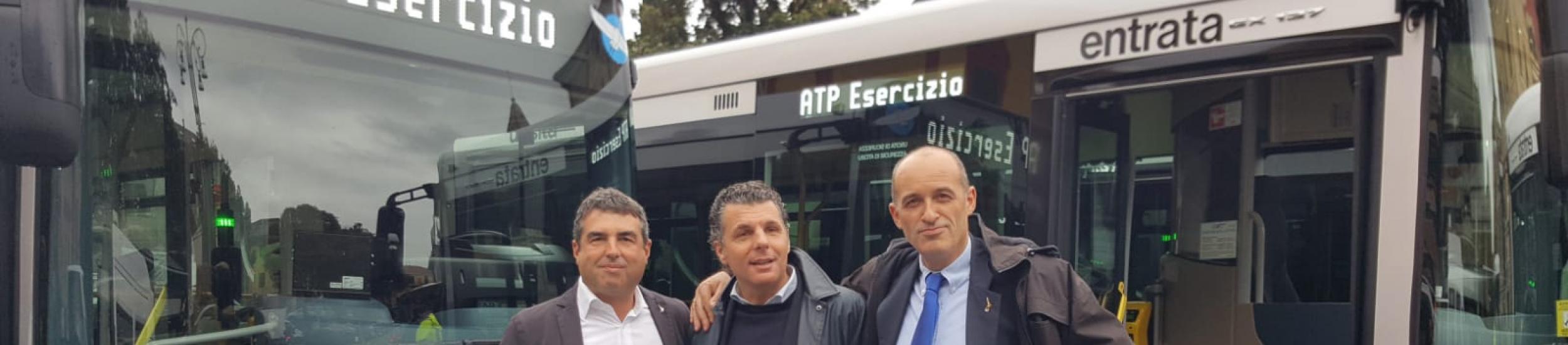 Nuovi mezzi ATP