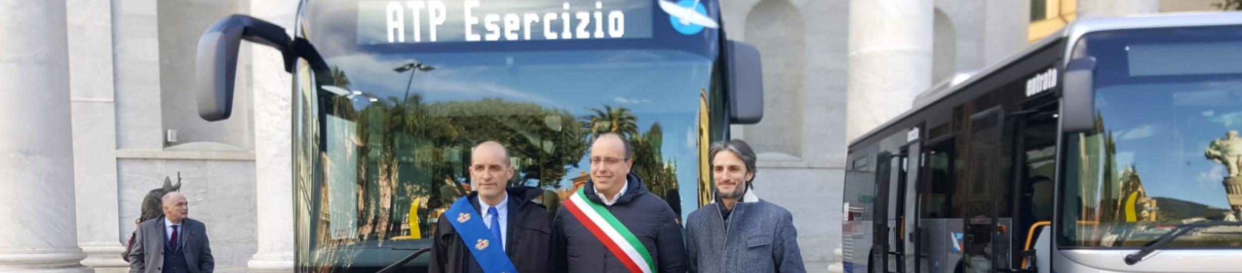 i nuovi bus