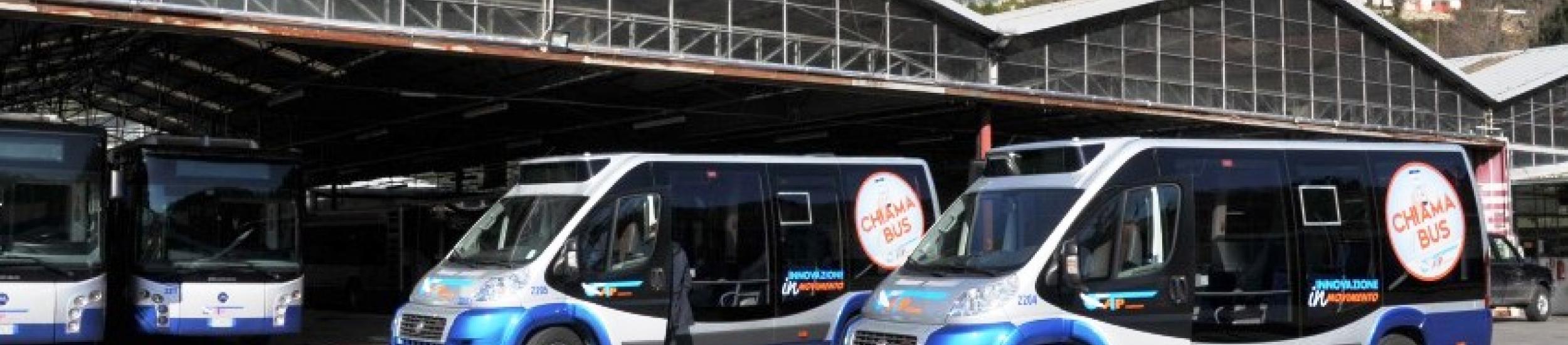 Bus ATP Atp Esercizio: modifiche del servizio a seguito del crollo ponte Morandi