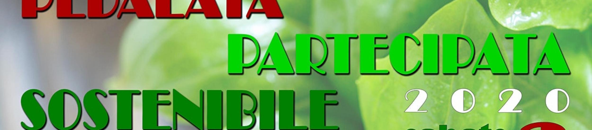 pedalata partecipata sostenibile 2020