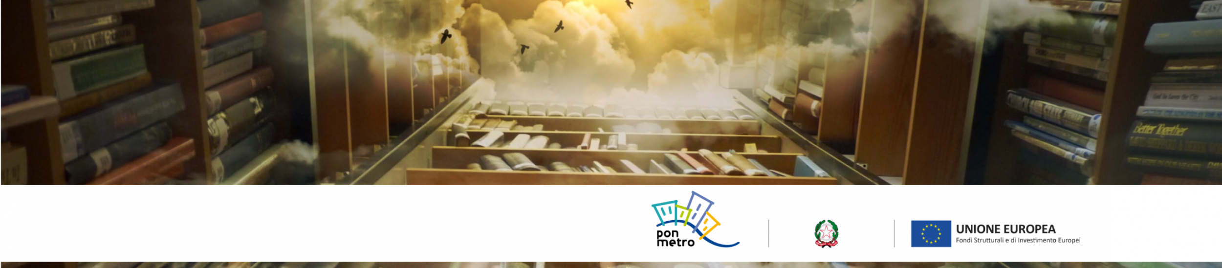 News: Da lunedì 15 ottobre al via il nuovo portale GMP Sistema Bibliotecario Genova Metropolitana
