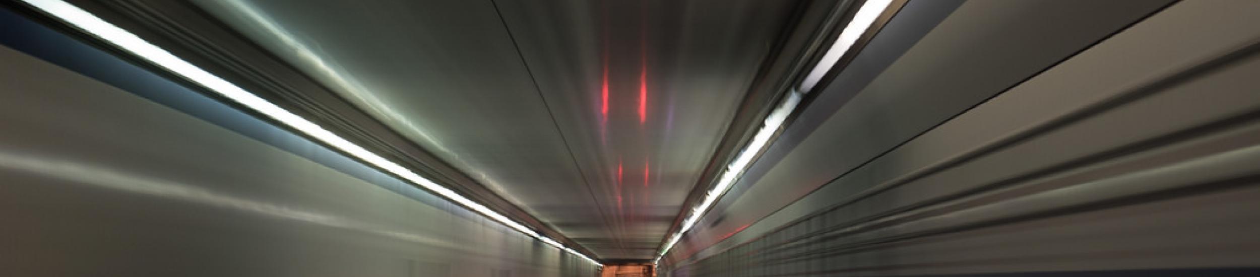tunnel rapallo fontanabuona