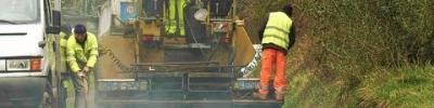 Continua la sperimentazione di @GenovaMetropoli: mezzi e uomini ai piccoli comuni per asfaltature