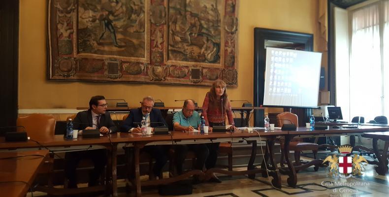 "Progetto ""Genova Innovative Urban Sustainability"""