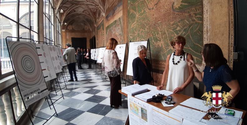 Registrazione partecipanti 1