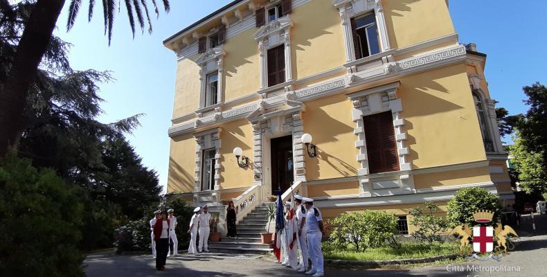La sede dell'Accademia