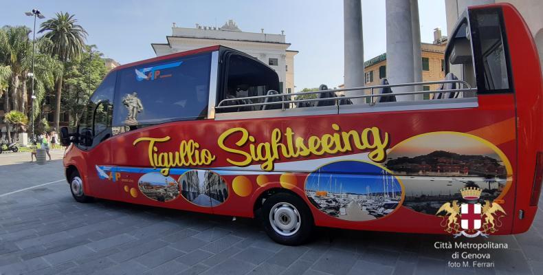 Il nuovo bus 1
