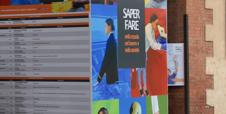 Il programma del salone Orientamenti 20119