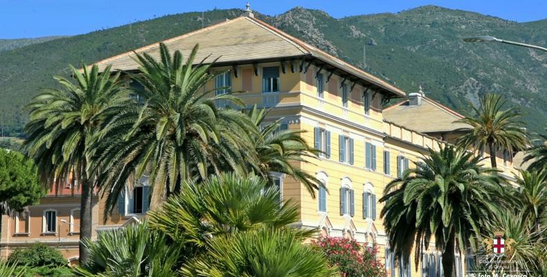 Arenzano, Grand Hotel