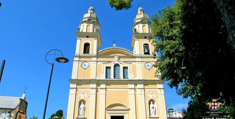 Arenzano, Parrocchia Santi Nazario e Celso