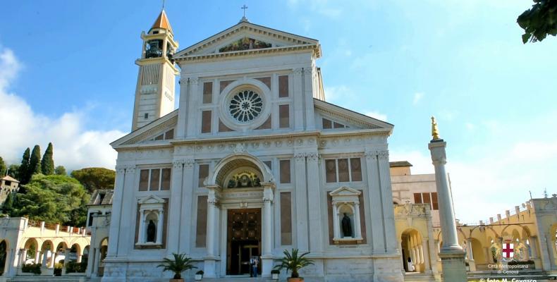 Arenzano, Santuario Gesù Bambino di Praga