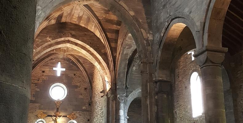 Basilica di San Salvatore dei Fieschi, interno