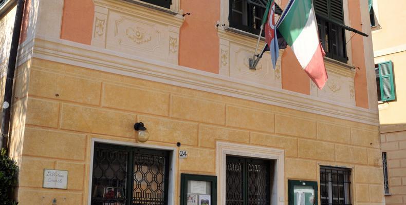 Bogliasco, Biblioteca Comunale