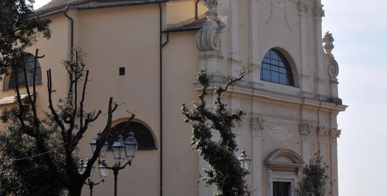 Bogliasco, Chiesa di Maria Santissima