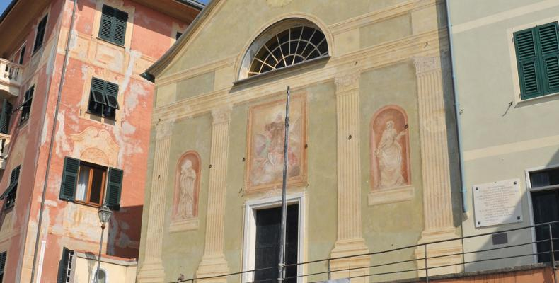 Bogliasco, Chiesa di S. Chiara