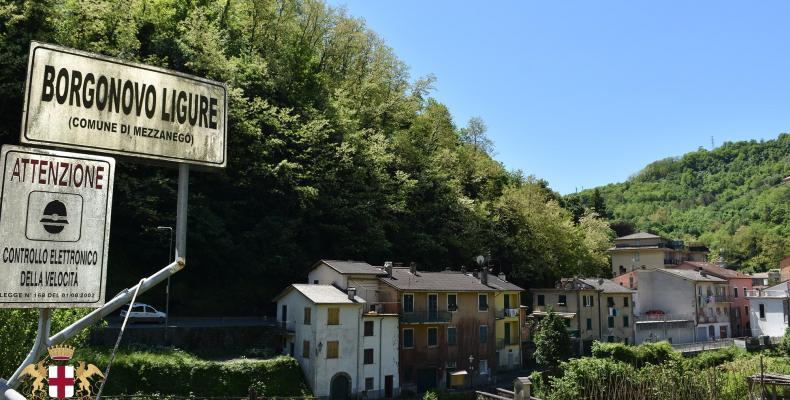 Borgonovo Ligure, paesaggio