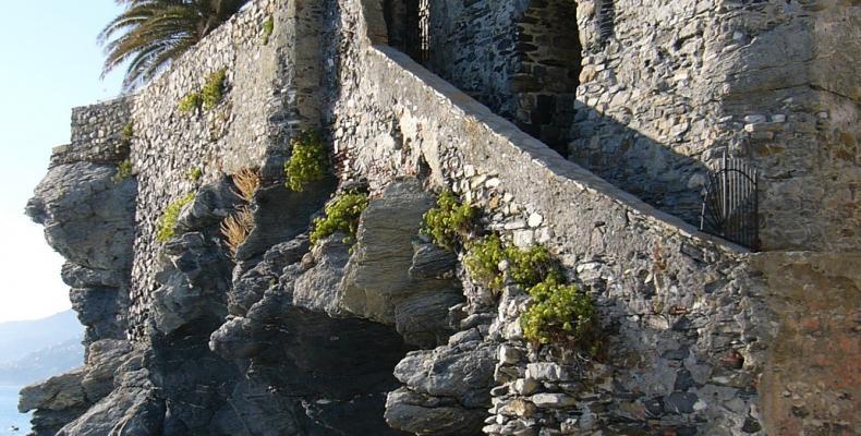 Camogli, il castello