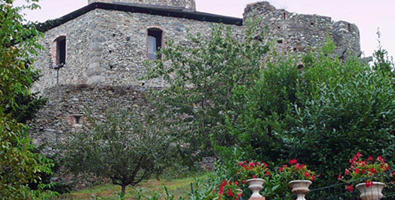 Campo Ligure, il castello Spinola