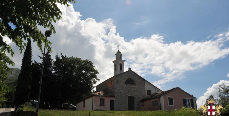Santa Apollinare, la chiesa