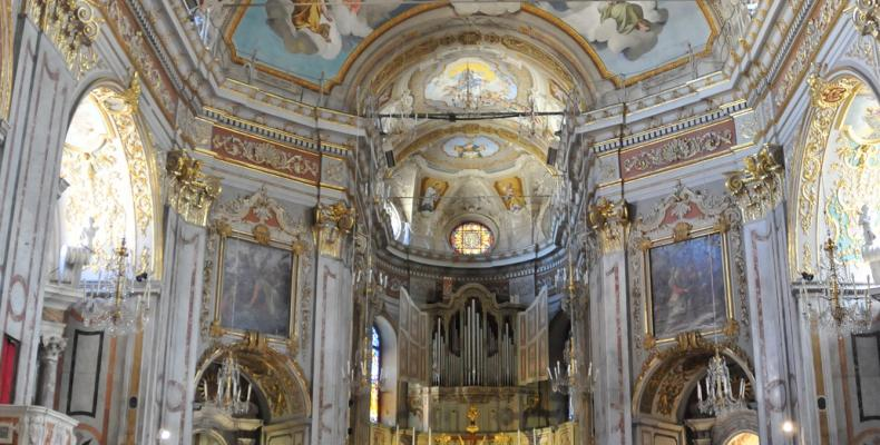 Sori, Chiesa di S. Margherita di Sori