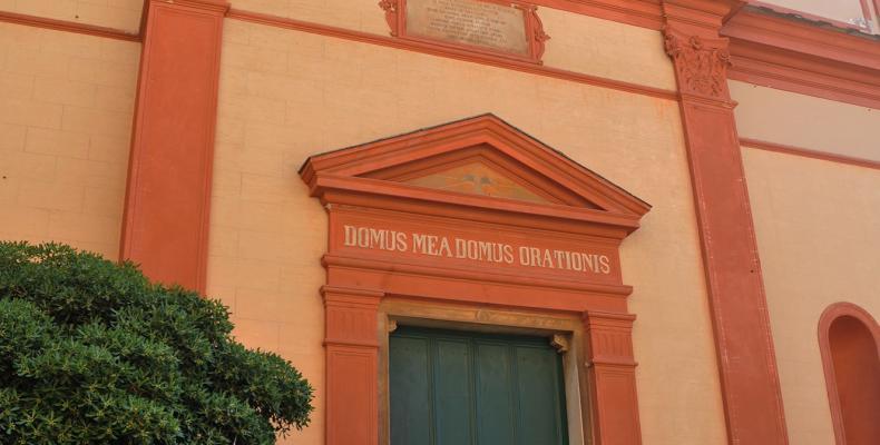 Cogoleto, chiesa di S. Maria Maggiore