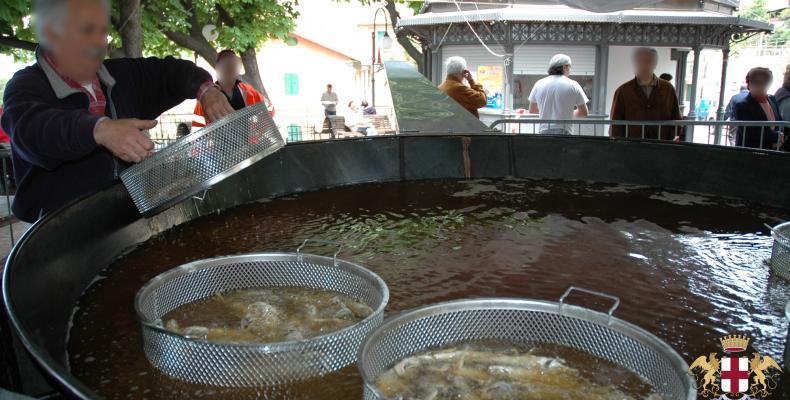Camogli, la sagra del pesce