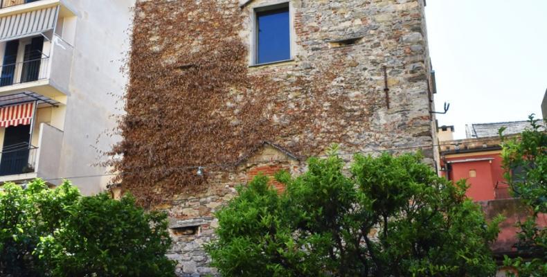 Lavagna, la Torre del Borgo