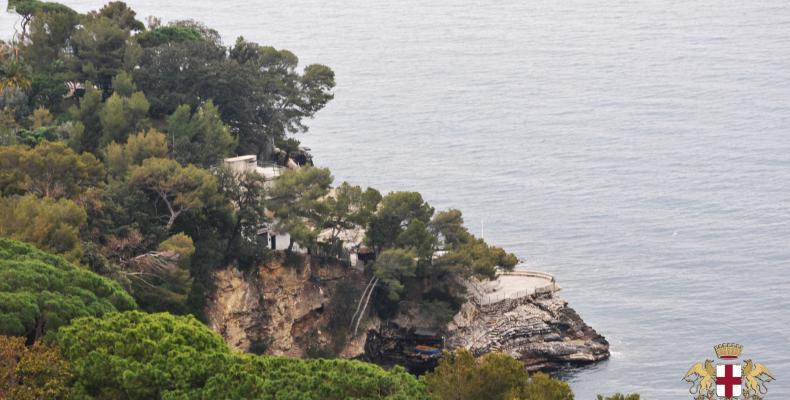 Pieve Ligure: Belvedere