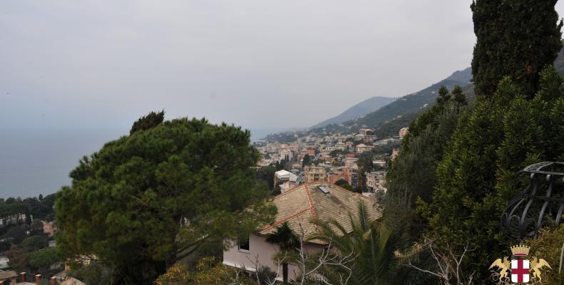Pieve Ligure: Vista