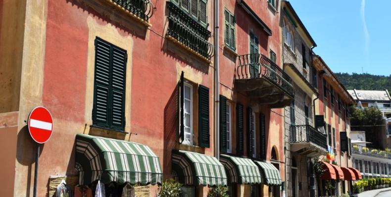 Lavagna, frazione Cavi Borgo