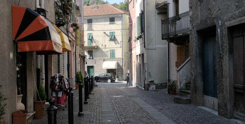 Busalla, via S. Giorgio