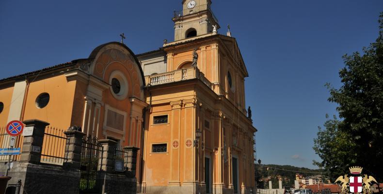 Busalla, chiesa di S. Giorgio