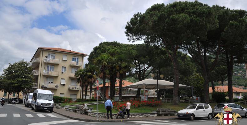 Giardini pubblici Piazza Aldo Moro
