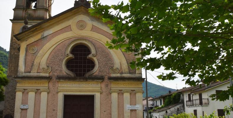 Lagomarsino, la chiesa
