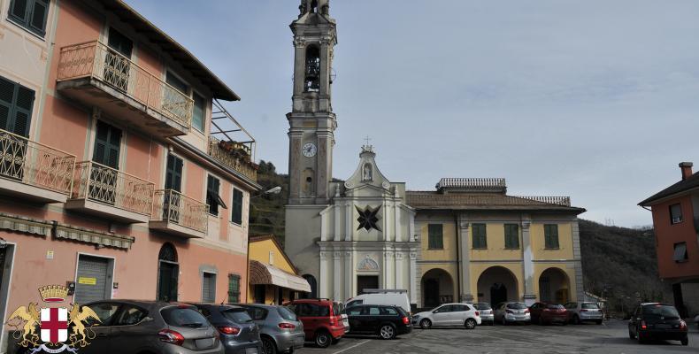 Moconesi, chiesa di S. Anna