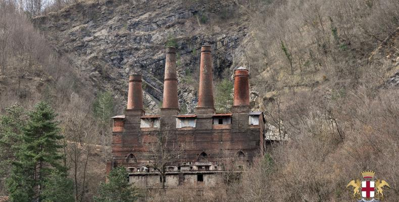 Tre Fontane, fornace