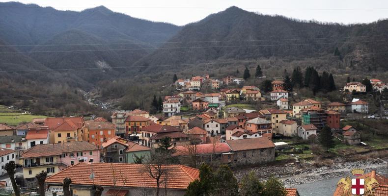 Montoggio, panorama