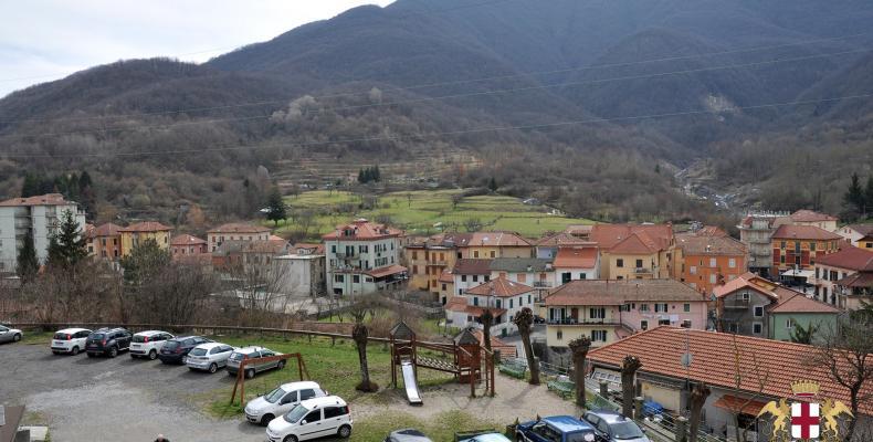 Montoggio, panorama paese