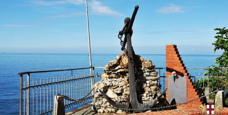 Sori, monumento ai caduti del mare