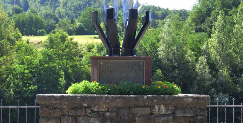 Gorreto, monumento ai caduti