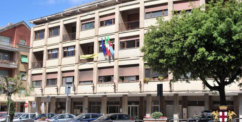 Sori, sede del municipio