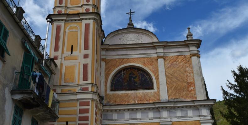 Orero chiesa  di S. Ambrogio