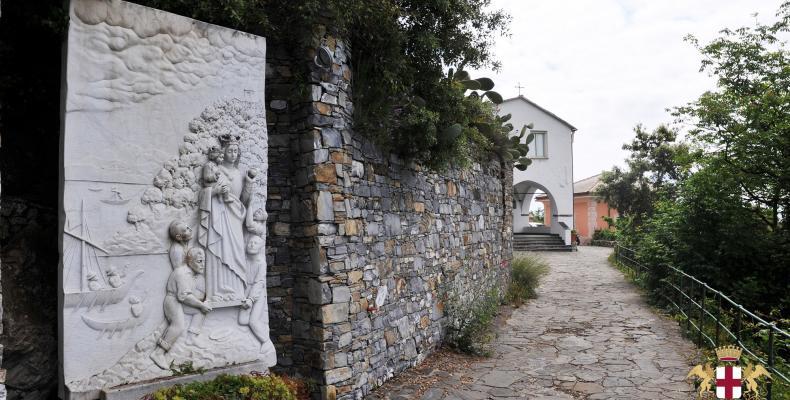 Chiavari,  Santuario di Nostra Signora delle Grazie