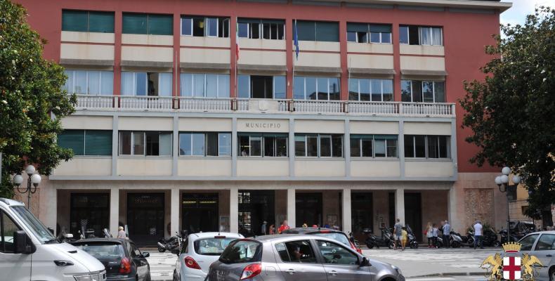 Recco, sede del municipio
