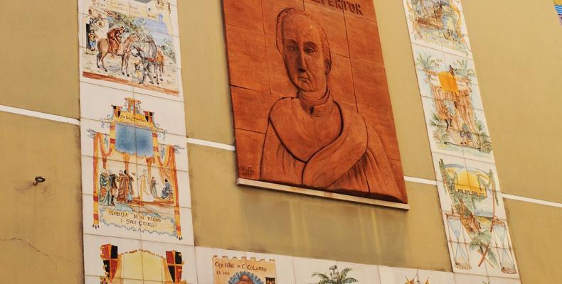 Cogoleto, Cristoforo Colombo
