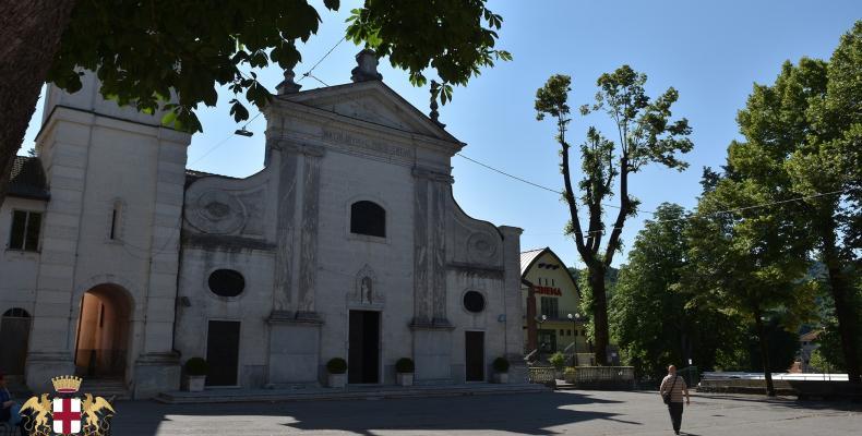 Torriglia Chiesa di sant'Onorato