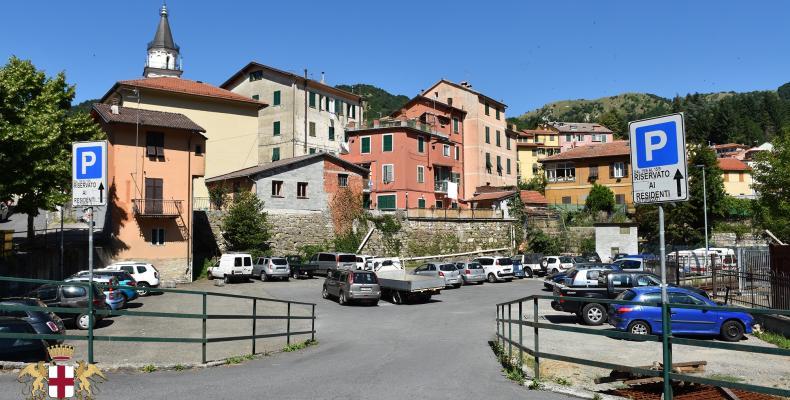 Torriglia, panorama paese