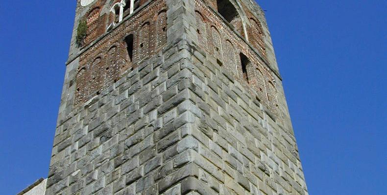 Abbazia Borzone campanile